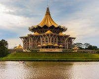 Assemblea legislativa dello stato (Dewan Undangan Negeri). Immagine Stock