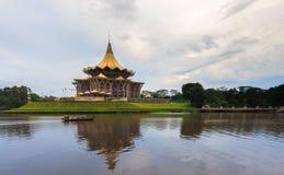 Assemblea legislativa dello stato (Dewan Undangan Negeri). Fotografia Stock