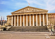 Assemblee Nationale stock image