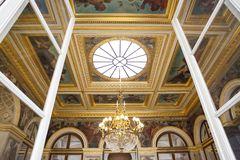Assemblee nationale, hotel de Lassay, Paris France Stock Photography