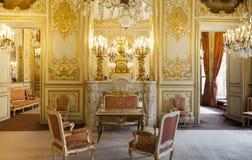 Assemblee nationale, hotel de Lassay, Paris France Stock Photo