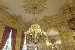 Assemblee nationale, hotel de Lassay, Paris France Stock Image