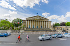 Assemblee Nationale, National Assembly, Paris Royalty Free Stock Photos