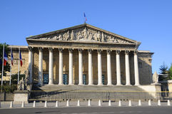 Assemblee Nationale Royalty Free Stock Photo