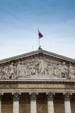 Assemblee nationale Paris Stock Photo