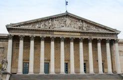 Assemblee nationale Paris Stock Image