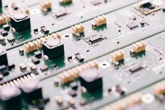 Assembling Line - Technology Stock Images
