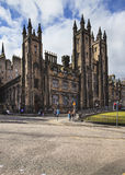 The Assembly Hall, Edinburgh Stock Image