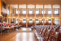 Assembly Hall, Fanueil Hall, Boston Royalty Free Stock Photo