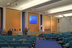 Assembly Hall Royalty Free Stock Photography