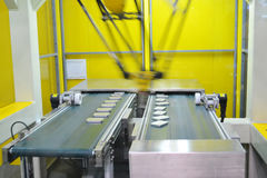Assembly line stock photos