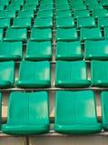 Assente o estádio de futebol. Imagem de Stock
