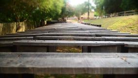 Assento ao ar livre Imagem de Stock