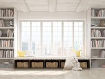 Assento da soleira Fotografia de Stock Royalty Free