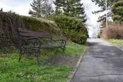 Assento de amor Foto de Stock