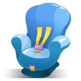 Assento de carro do bebê Imagens de Stock Royalty Free
