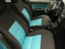 Assento de carro moderno Fotos de Stock