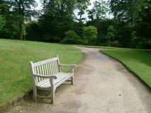 Assento de jardim no parque Fotografia de Stock