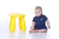 assento do bebê Fotografia de Stock Royalty Free