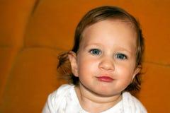 Assento do bebê Fotografia de Stock