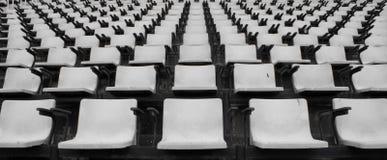 Assento do estádio Fotos de Stock