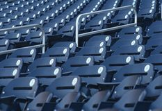 Assento do estádio Imagens de Stock Royalty Free