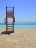 Assento do Lifeguard Imagens de Stock