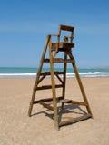 Assento do Lifeguard Foto de Stock