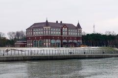 Assento do mar de Kaliningrad do governo fotos de stock