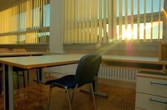 Assento dos professores Fotografia de Stock Royalty Free