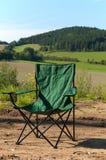 Assento idílico Foto de Stock