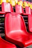 Assento plástico Fotografia de Stock Royalty Free