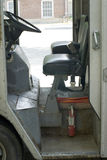 Assento postal do caminhão Imagens de Stock Royalty Free