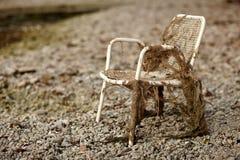 Assento velho Imagem de Stock
