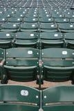 Assentos Fotografia de Stock Royalty Free