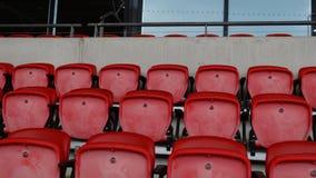 Assentos da arena Fotos de Stock