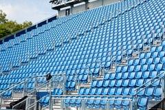 Assentos da tribuna Imagens de Stock Royalty Free