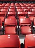 Assentos de espectadores Fotografia de Stock Royalty Free
