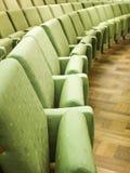 Assentos de espectadores Fotos de Stock