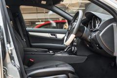 Assentos dianteiros Imagem de Stock