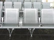 Assentos do airpot do Ha Noi foto de stock royalty free