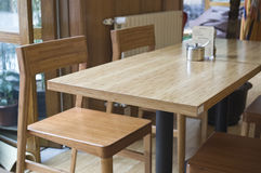 Assentos do restaurante foto de stock royalty free