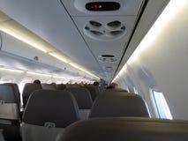 Assentos dos aviões Imagem de Stock