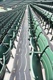Assentos em um estádio foto de stock royalty free