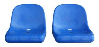 Assentos isolados imagem de stock royalty free