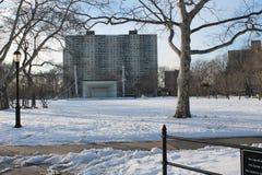 Asser poboru park jest częścią Coney Island kompleks Zdjęcie Stock