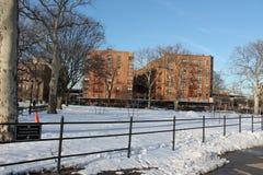 Asser poboru park jest częścią Coney Island kompleks Obrazy Stock