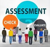 Assessment Calculation Estimate Evaluate Measurement Concept royalty free stock photography