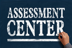 Assessment center Stock Photos