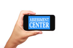Assessment center Royalty Free Stock Image